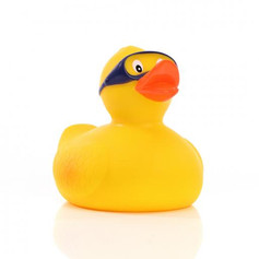 Canard Masque de Plongée