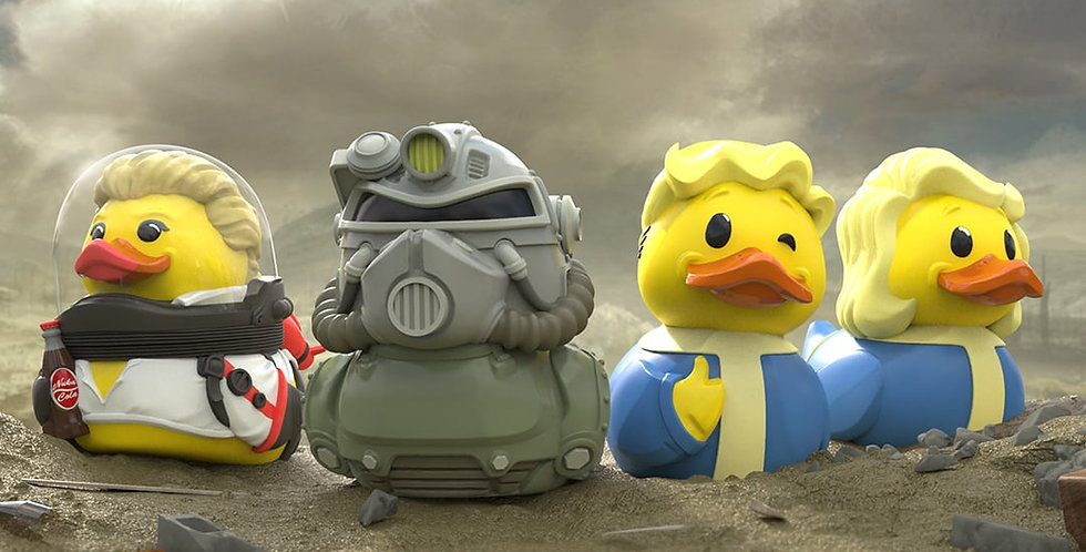 Canards Fallout