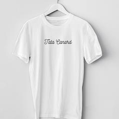 T-Shirt Tata Canard