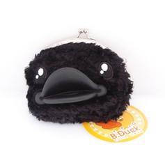 Porte-Monnaie Canard Noir