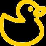 Logo la CoinCaillerie Canard Jaune