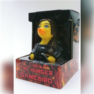 "Canard Quackniss ""HUNGER GAMES BIRDS"""