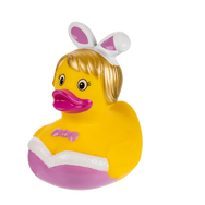Canard Pin-up Lapin Rose