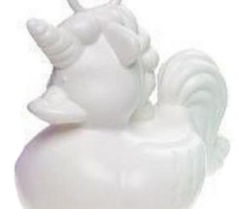 Canard Licorne Blanc de Pêche à la Ligne