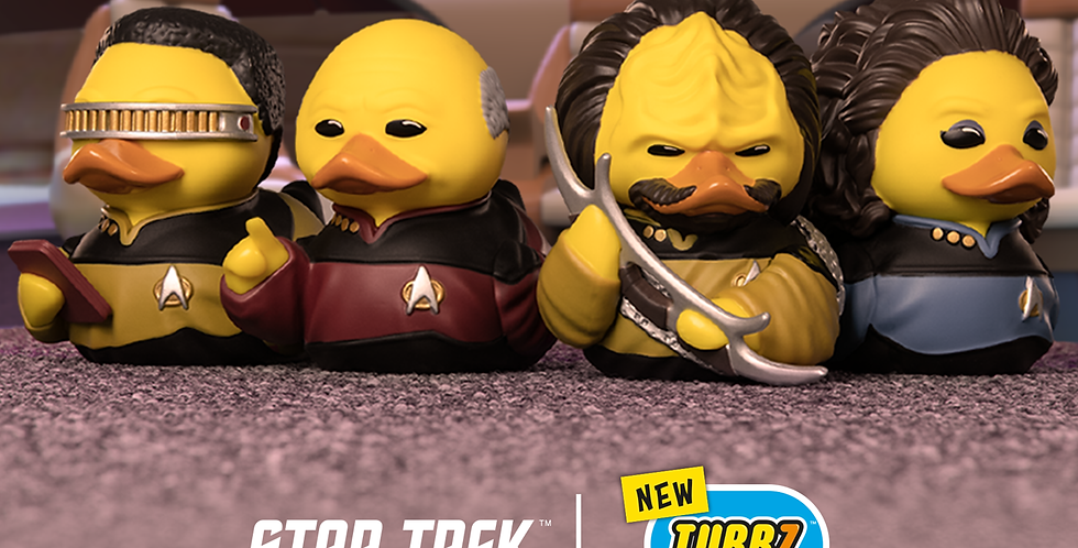 Patos de Star Trek - Serie 02
