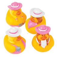 Mini Canard Cowgirl