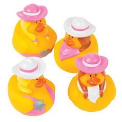 Mini Canard Cowgirl