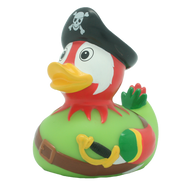 Canard Perroquet Pirate