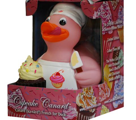 Canard Cupcake