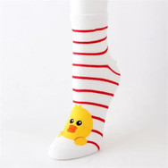 Chaussettes Rayées Canard