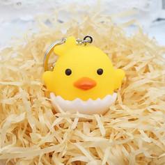 Porte-clés Poussin Coquille d'œuf