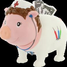Cochon Infirmière