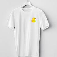 T-Shirt Canard 3D