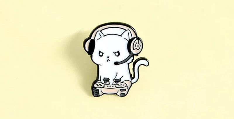 Pins Chat Gamer