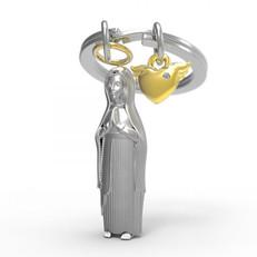 Porte clés Vierge Marie