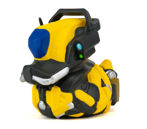 Canard Sweeper Bot