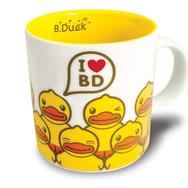 """Mug Canard """"I Love BD"""""""