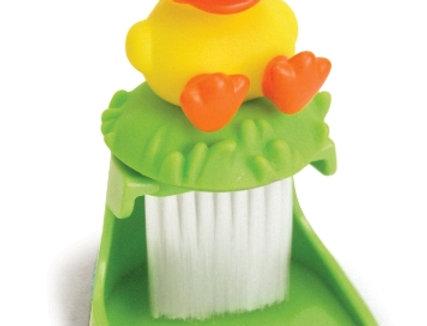 Yellow Duck Keyboard Cleaning Brush