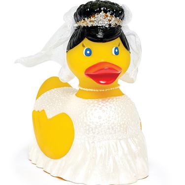 Canard Mariée