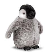 Peluche Bébé Pingouin Empereur