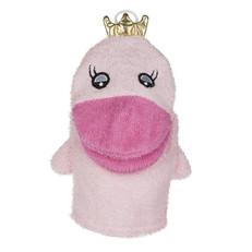 Gant de Toilette Canard Princesse