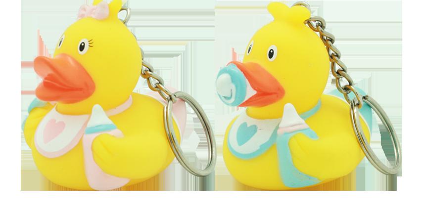 Porte-clés Canard Bébé