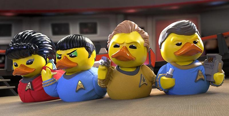 Canards Star Trek - Série 01