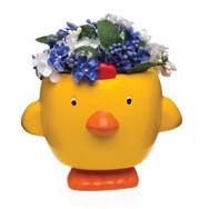 Pot de fleurs Poussin