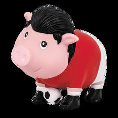 Cochon Joueur de Foot
