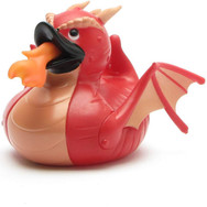 Canard Dragon Rouge