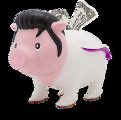 Cochon Elvis