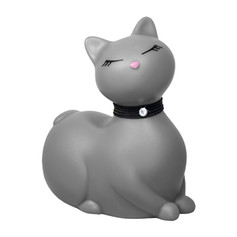Chat Gris