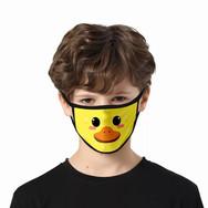 Masque Canard Jaune Enfant