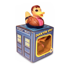 "Canard ""Ducktor Who"""