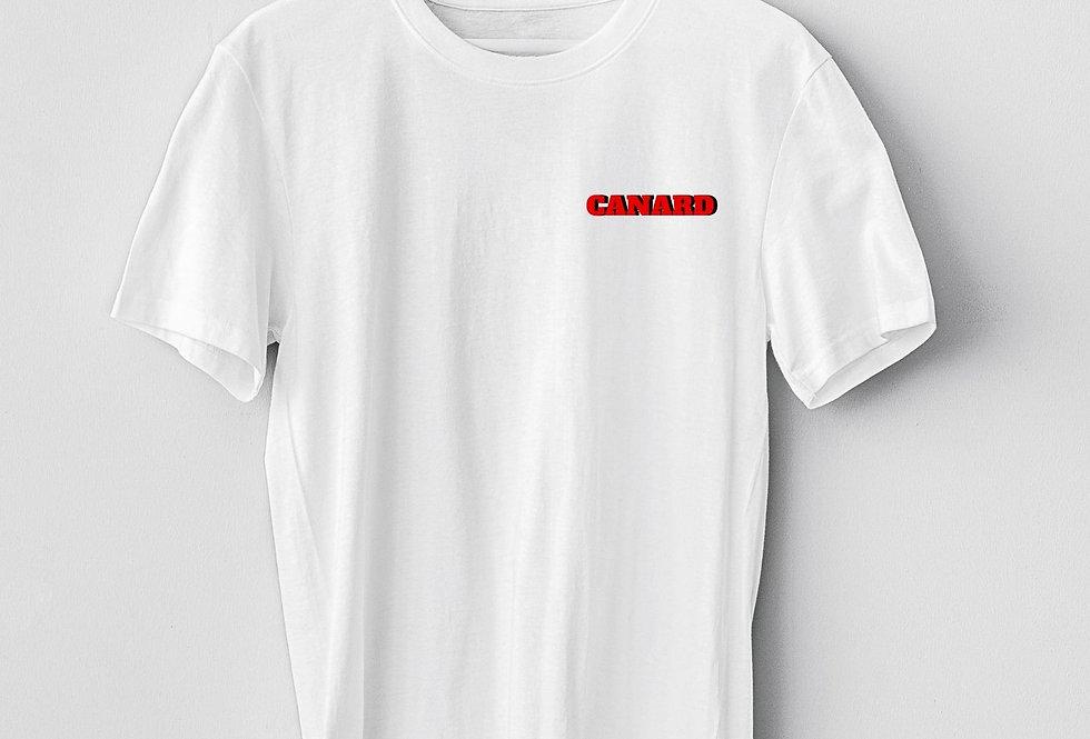 T-Shirt Canard Cœur