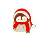 Pins Pingouin de Noël