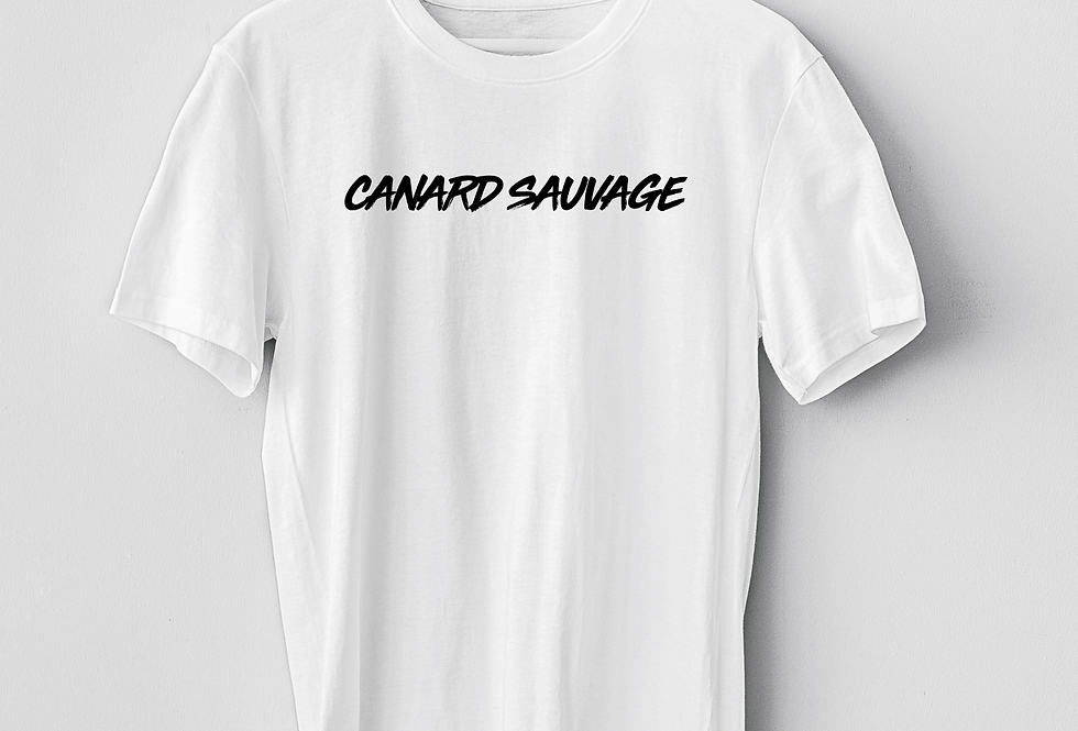 T-Shirt Canard Sauvage