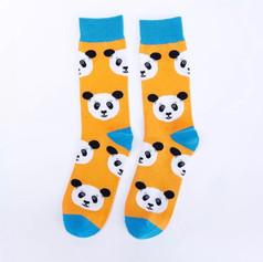 Chaussettes Tête de Panda