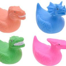 Canard Dinosaure de Bain