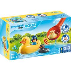 Famille Canard Playmobil