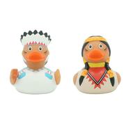 Couple de Canards Indiens