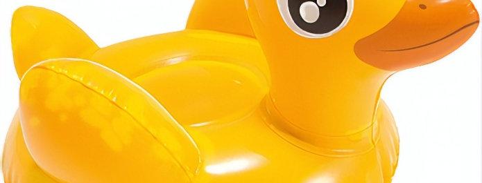 Petit Canard Gonflable