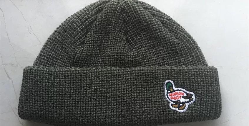 Khaki Mallard Duck Hat