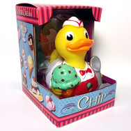 Canard Glacier « Chip, the Ice Cream Duck »