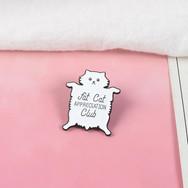Pins Chat Fat Cat Club