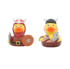 Couple de Canards Vikings