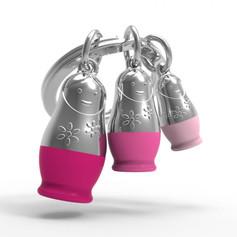 Porte clés Poupée Russe