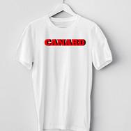 T-Shirt Canard Rouge