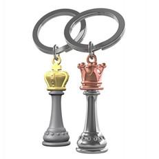 Porte clés Reine et Roi des Echecs