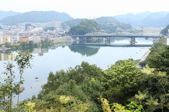 犬山城景色